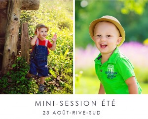 mini session summer copy